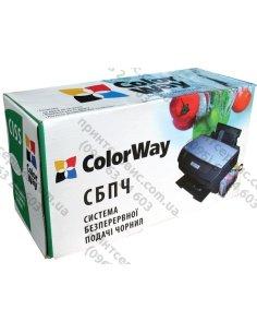 СНПЧ ColorWay Epson TX200/209/400/409/T40W v6.0N4