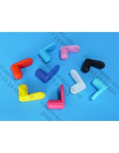 Резиновая пробка для картриджа, цветная