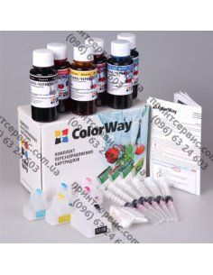 Комплект ПК ColorWay HP №177 HP 3210 с чипами