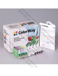 Комплект ПК ColorWay  Epson C91/CX4300/TX106/109/117/119/T26/27