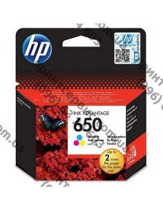 Картридж HP DJ №650 DJ2515 Color (CZ102AE)