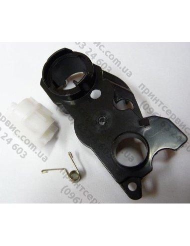 Деталь, боковая крышка стороны шестеренок комплект Brother HL-2210/2240/2132 Foshan-YAT-SING