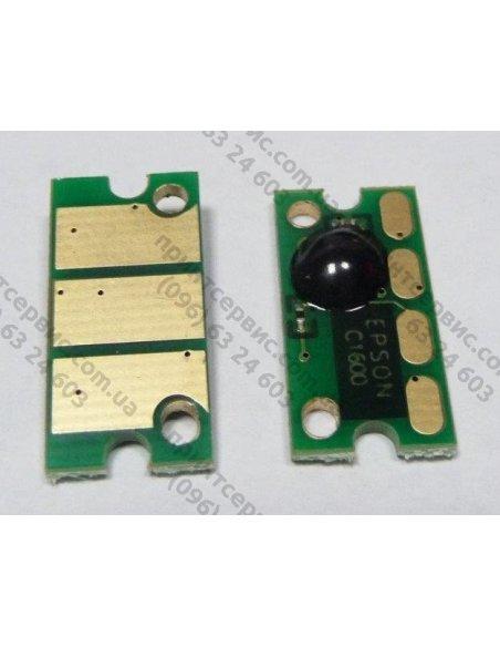 Чип картриджа для Epson С1600/CX16NF, все цвета WellChip