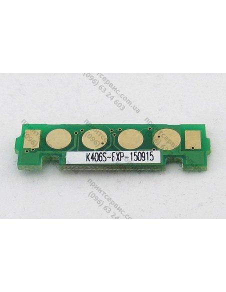 Чип картриджа для Samsung CLP-360/CLX-3300 Cyan WellChip